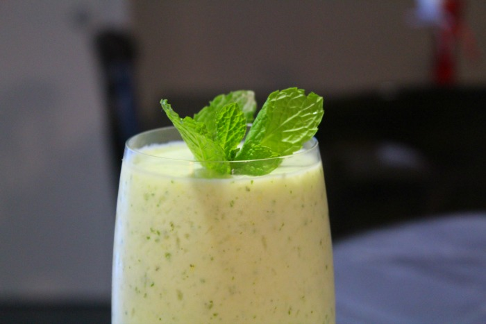 Skinny Shamrock Shake Featured