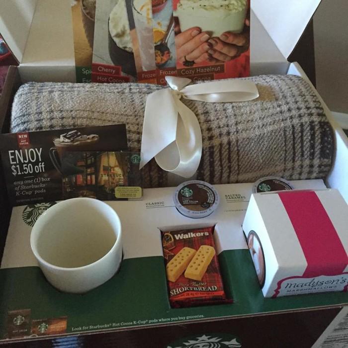 Starbucks CUP Box