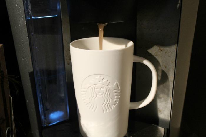 Starbucks KCup 1