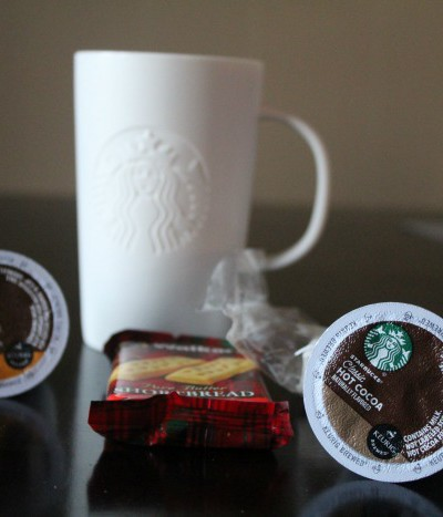 Unwinding at the End of the Day with a Starbucks KCup Hot Cocoa