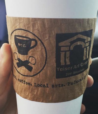 Etcetera Coffee in Downtown Paducah KY