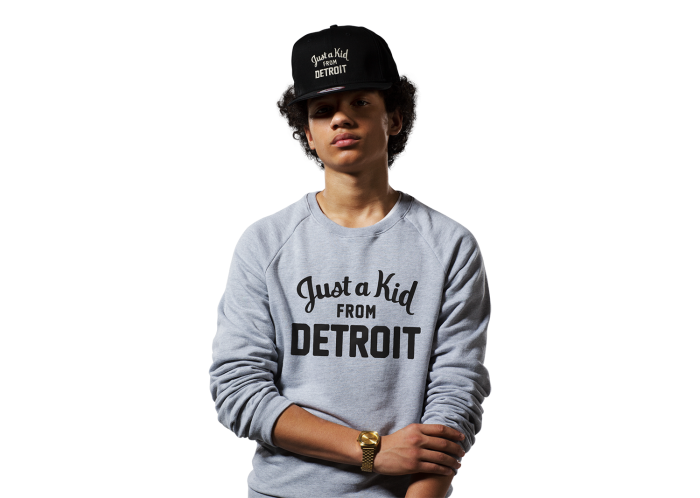 Just a kid from detrois