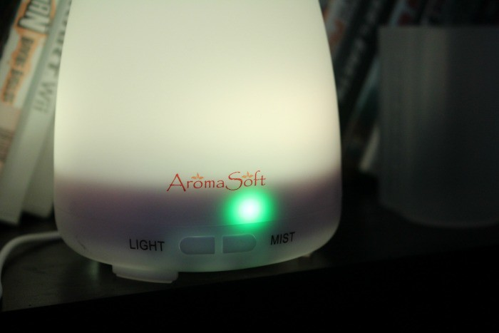 aroma soft diffuser