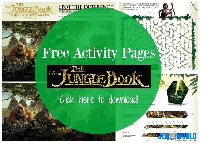jungle book featured