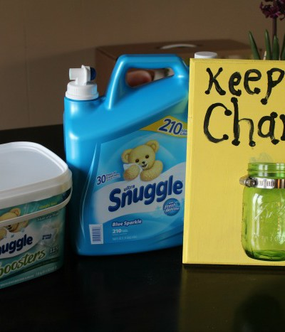 How to Make a Keep the Change Jar for the Laundry Room