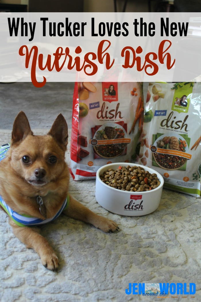 tucker nutrish dish