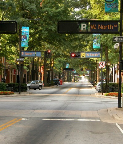 Watch Out Greenville, South Carolina – Here I Come!