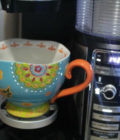 How to Make Your Own Homemade Caramel Macchiato using the Ninja Coffee Bar