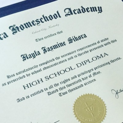 Homeschool Diplomas – Where Do I Get One?