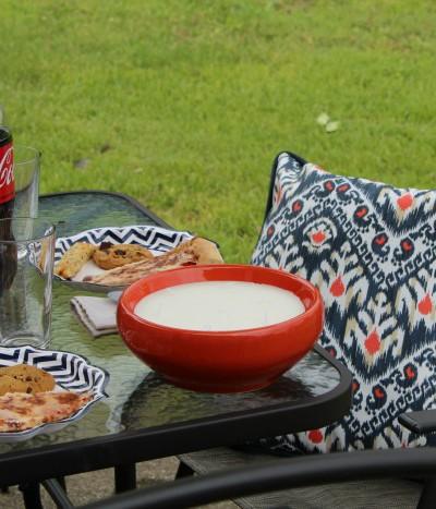 Create a Quick DIY Summer Patio Dining Area