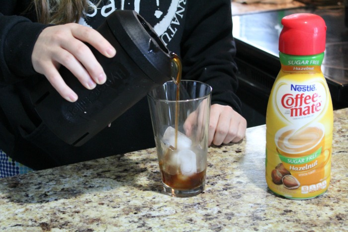 Create Iced Coffee in Seconds with the Hyper Chiller