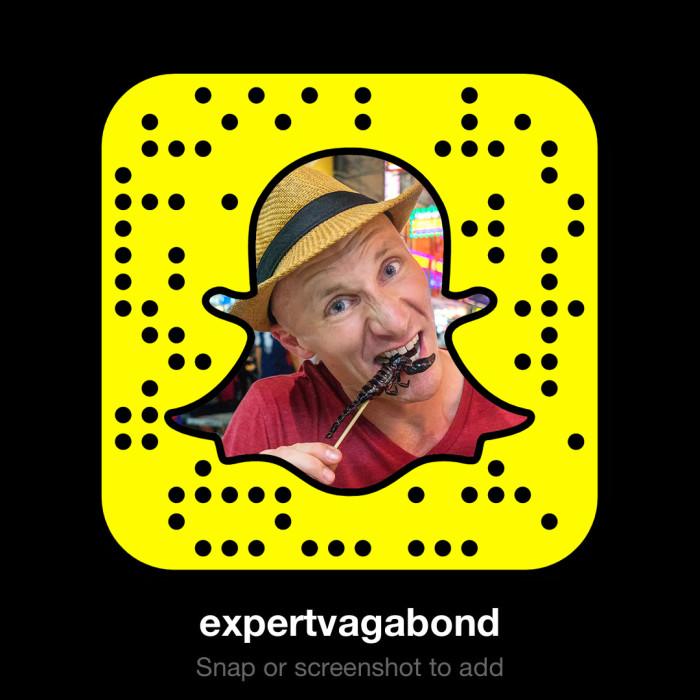 snapchat-expertvagabond