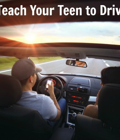 Teaching My Teen Driver to Drive with Respect