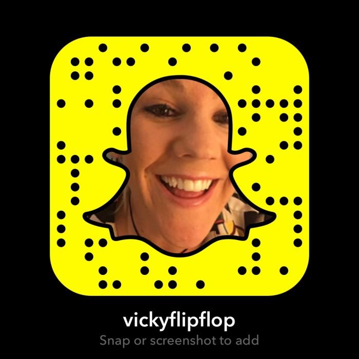 vickyflipflop snapchat
