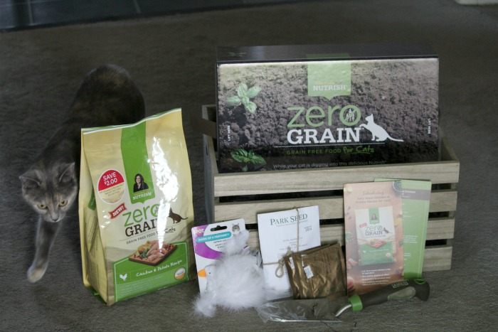 zero grain for cats