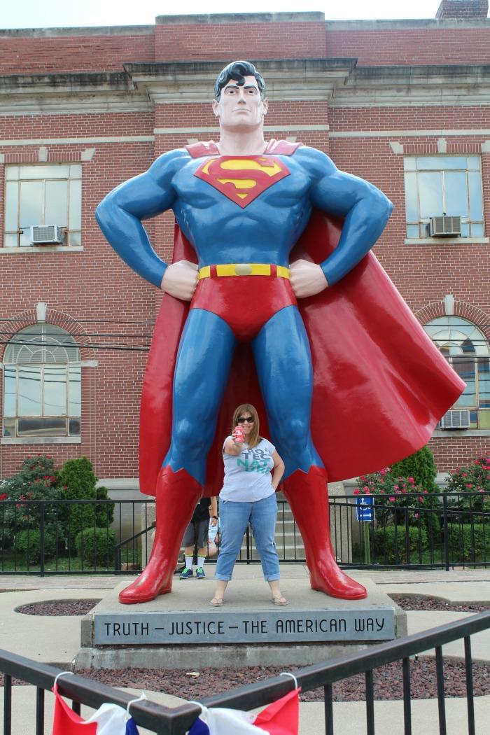 Coca Cola -- Superman
