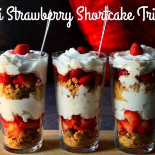 Mini Strawberry Shortcake Trifle + a Fun Macy's Event Coming Up! #
