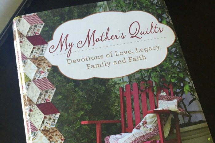 Book Review — My Mother's Quilts