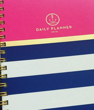 Review — The Anchored Press Planner