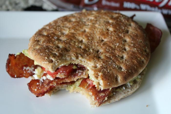 Chicken Bacon sandwich featured