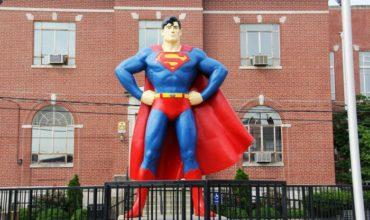 Visiting Metropolis IL – Home of Superman