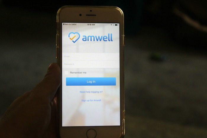 amwell app