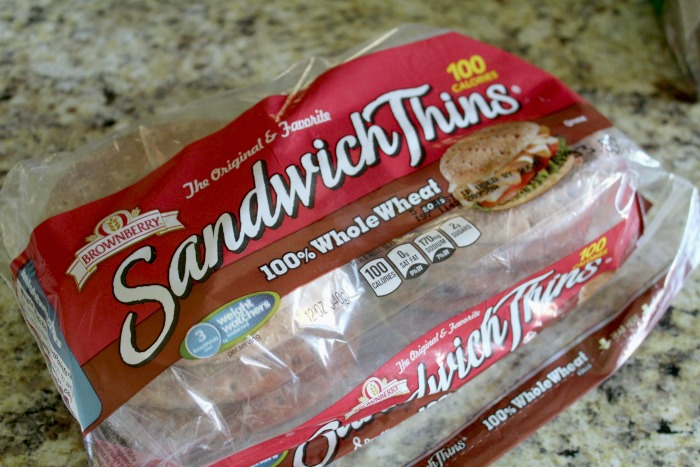 brownberry sandwich thins