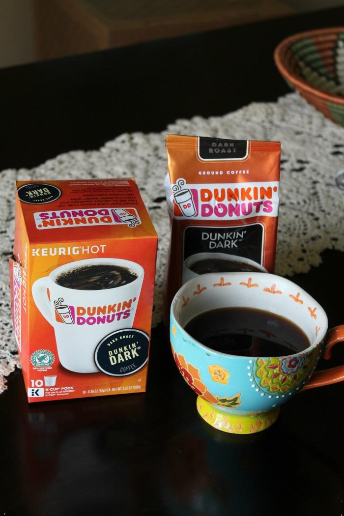 Dunkin Dark Hero Image