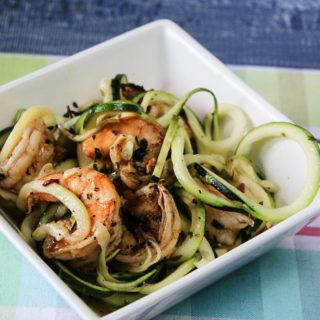 Shrimp-Scampi-Zoodles