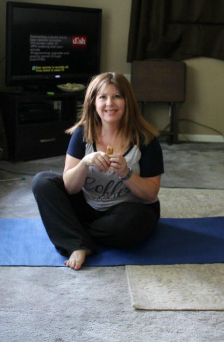 balance bar yoga