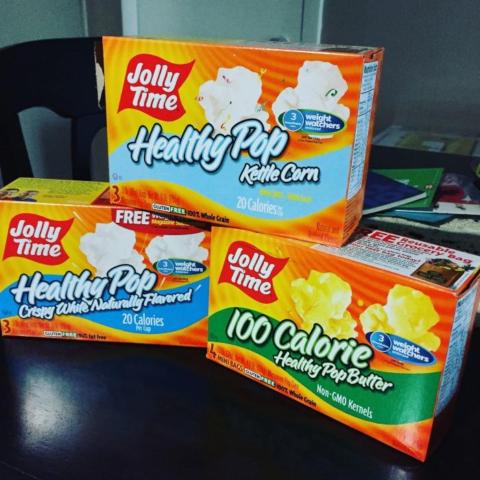jollytime healthy pop