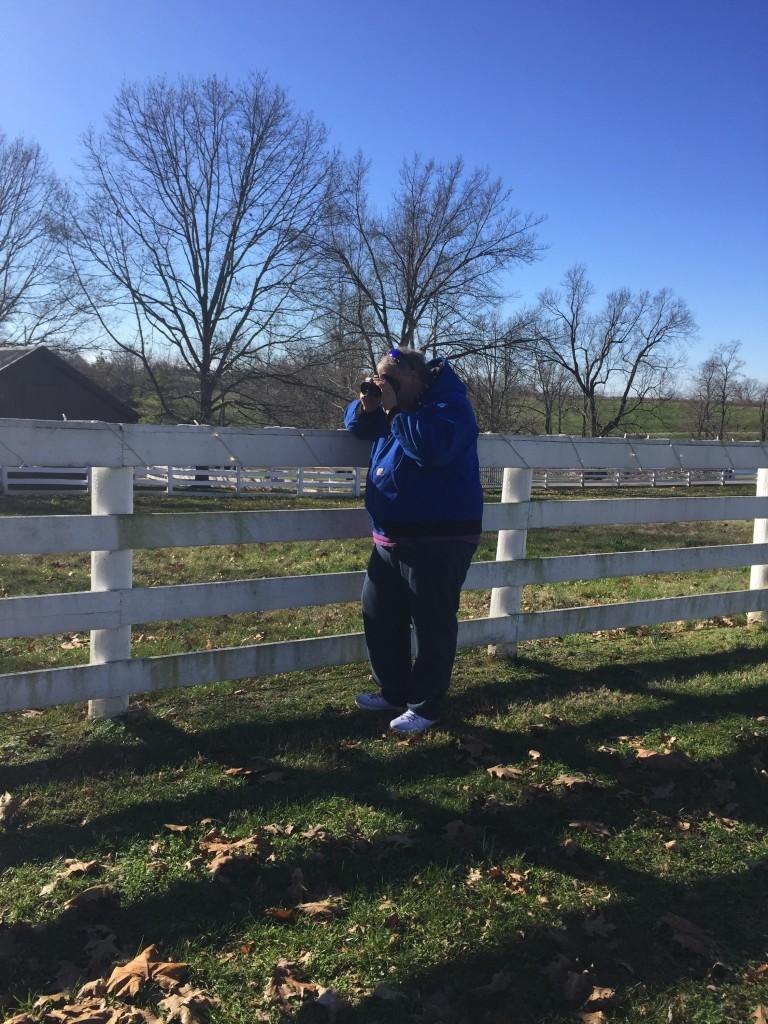 Taking Photos - Stephen
