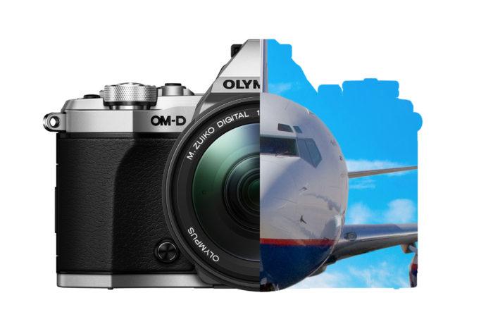 olympus camera shot