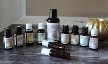 My Experience with Rocky Mountain Oils (plus my favorite blend for combating a cold)