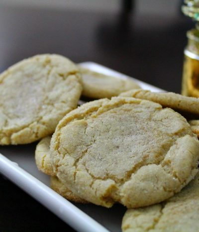 Chewy Brown Sugar Cookies (and how I pass it forward during the holidays)