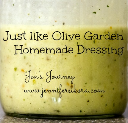 Top 10 recipes on jen around the world jen around the world - Olive garden salad dressing recipe secret ...