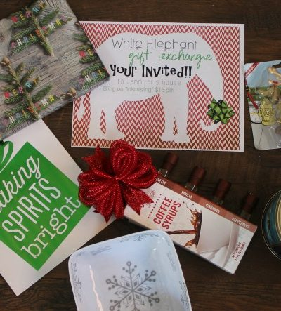 How to Host a White Elephant Party