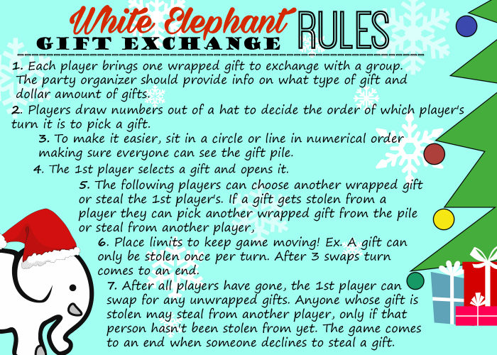 white-elephant-gift-exchange-rules