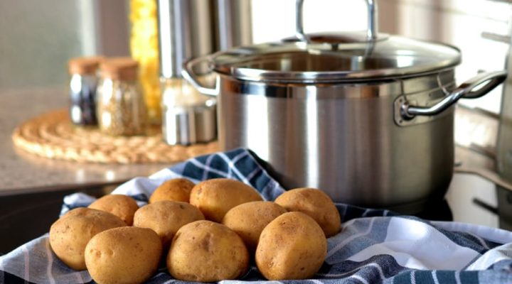 The Healthy Benefits of Adding Potatoes to your Diet