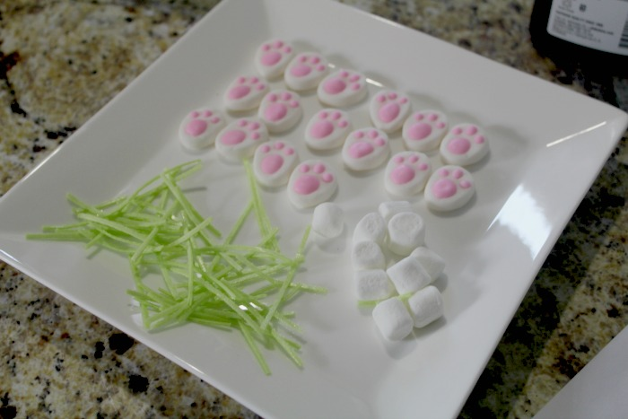 Bunny Butt Cupcakes Ingredients