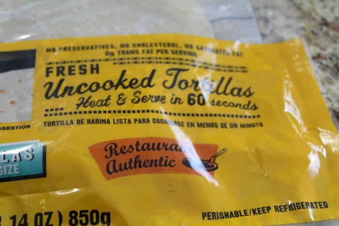 Chicken Caprese Wraps Tortillaland