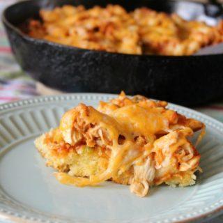 Chicken Tamale Pie Step 7