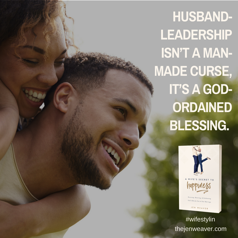 Husband Leadership