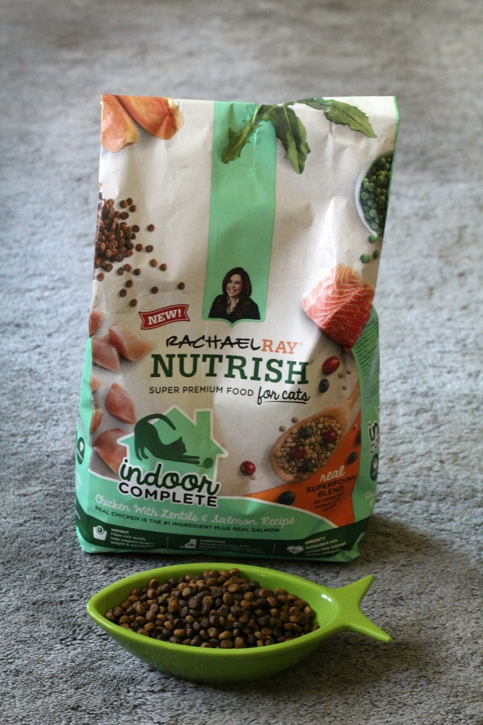 Rachael Ray Nutrish for Pets Indoor Complete