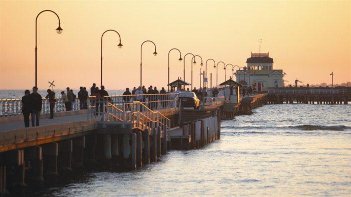 St. Kilda Pier and Breakwater