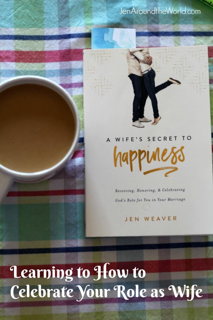 wifes secret to happiness hero image