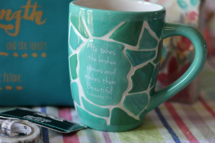 Easter Basket Ideas coffee mugs