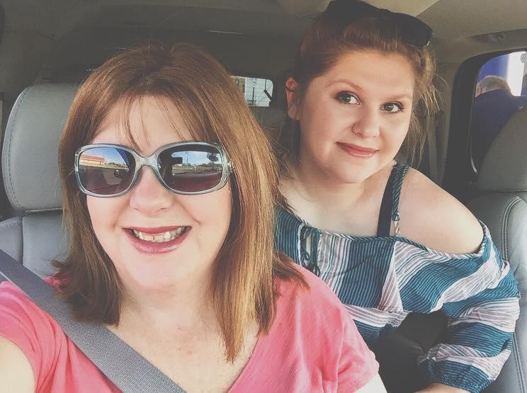 Kayla and JEn
