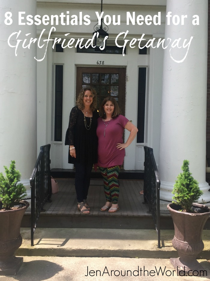 Nestle Pure Life Girlfriends Getaway