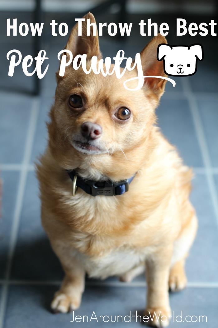 Nutrish Pet Pawty
